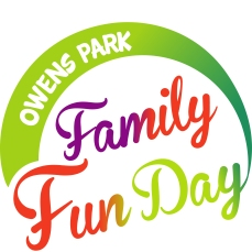 Owens Park Fun Day Logo