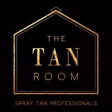 Tan Room Logo - Gold Foil
