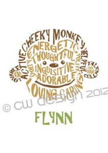 Flynn - Monkey - web