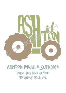 Web - Ashton